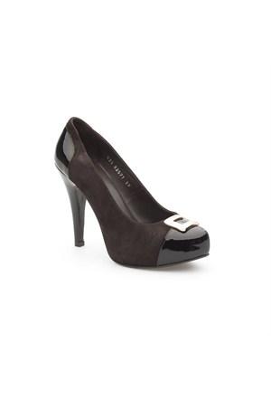 Pedro Camino Kadın Klasik Ayakkabı 82571 Kahve