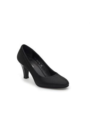 Pedro Camino Kadın Klasik Ayakkabı 82670 Siyah
