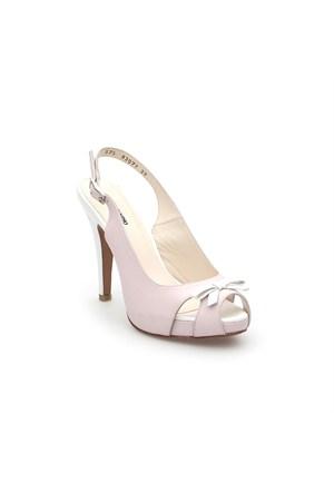 Pedro Camino Kadın Klasik Ayakkabı 83077 Pembe