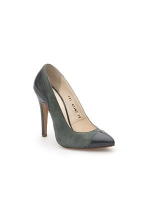 Pedro Camino Kadın Klasik Ayakkabı 83102 Gri