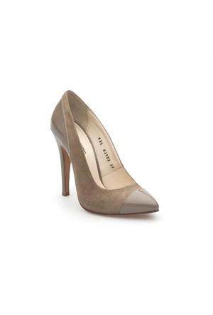 Pedro Camino Kadın Klasik Ayakkabı 83102 Kum