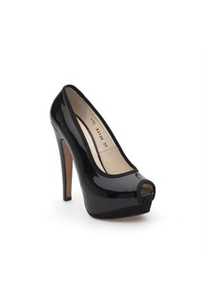 Pedro Camino Kadın Klasik Ayakkabı 83136 Siyah