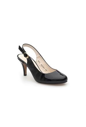 Pedro Camino Kadın Klasik Ayakkabı 83181 Siyah