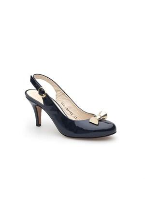 Pedro Camino Kadın Klasik Ayakkabı 83182 Lacivert