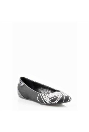 Pedro Camino Kadın Günlük Ayakkabı 88138 Siyah