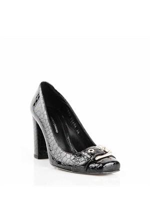 Pedro Camino Kadın Klasik Ayakkabı 88806 Siyah