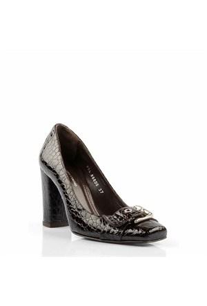 Pedro Camino Kadın Klasik Ayakkabı 88806 Kahve