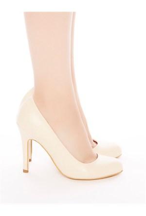 Mecrea Exclusive Jeremy Ten Topuklu Ayakkabı