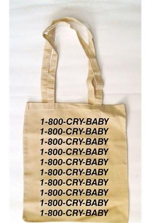 Köstebek Drake 1-800 Cry Baby Bez Çanta Kbz070