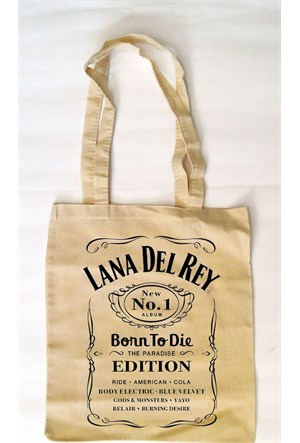 Köstebek Lana Del Rey - Born To Die Bez Çanta Kbz079