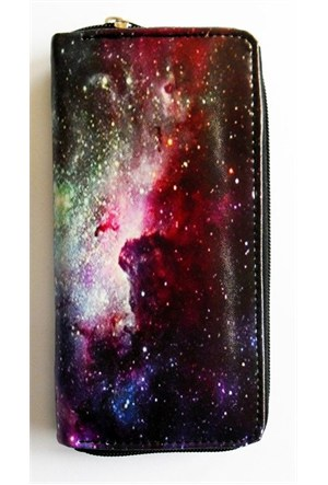 Köstebek Fornox Sistemi Galaxy Uzun Cüzdan Kuc152
