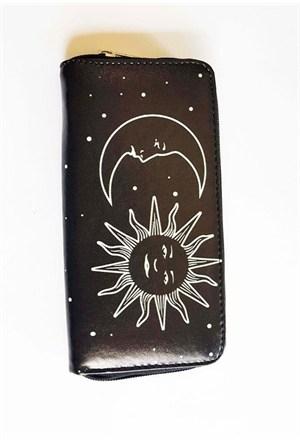 Köstebek Moon And Sun Uzun Cüzdan Kuc180