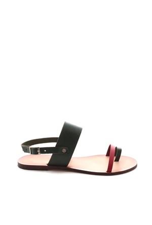 Gio&Mi Yeşil Sandalet Atl-011
