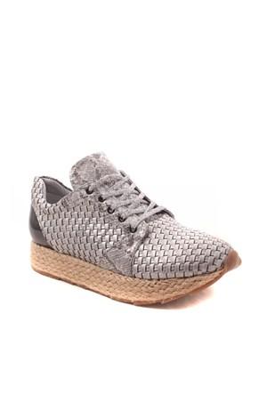 Gio&Mi Gri Ayakkabı Ap-001
