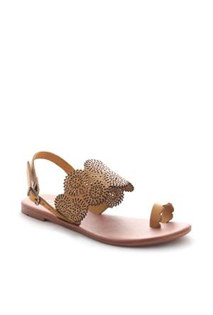 Gio&Mi Sarı Sandalet Hs-15