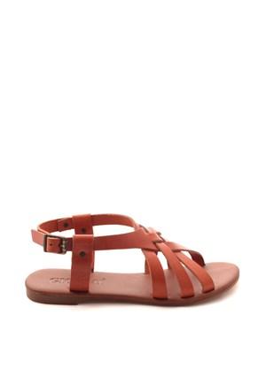 Gio&Mi Turuncu Sandalet Hs-24