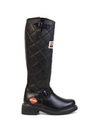 Harley Davidson Laconia Hi Black Unisex Çizme
