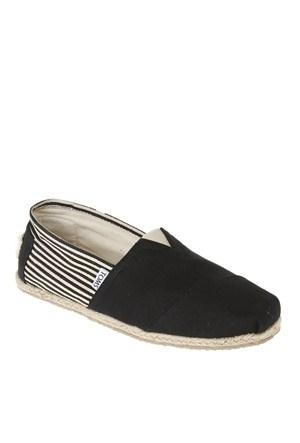 Toms Erkek Ayakkabı 001019A09 Siyah