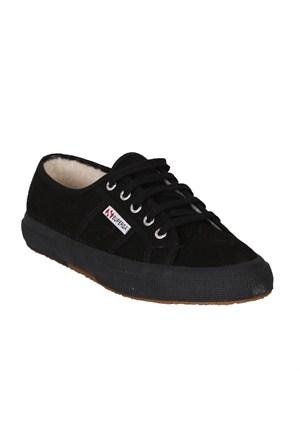 Superga Cobinu Unisex Ayakkabı Siyah