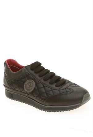 Lumberjack 213002P Canto 45 Black Kadın Günlük Ayakkabı