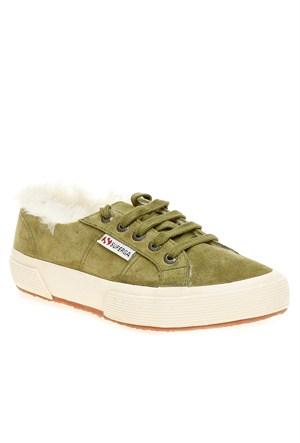 Superga Suebu Kadın Ayakkabı Yeşil