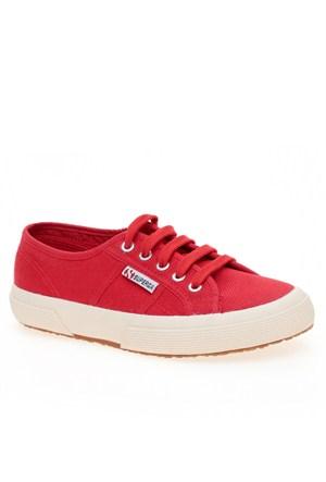Superga 2750 Cotu Classic Red Unisex Günlük Ayakkabı