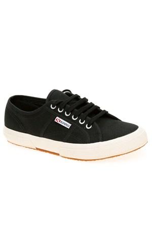 Superga Cotu Classic Unisex Ayakkabı Siyah