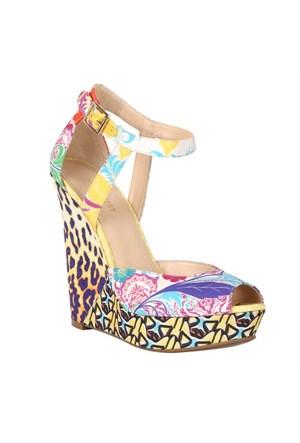 Nine West Kaiyra Kadın Ayakkabı Renkli