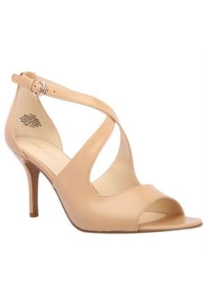 Nine West Kadın Ayakkabı Krem