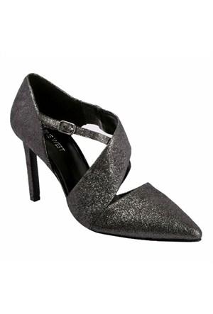 Nine West Chillice Kadın Ayakkabı Gri