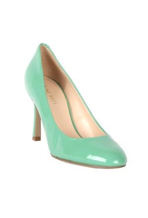 Nine West Drusilla Kadın Ayakkabı Yeşil