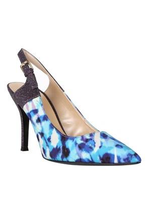 Nine West Feo Kadın Ayakkabı Mavi