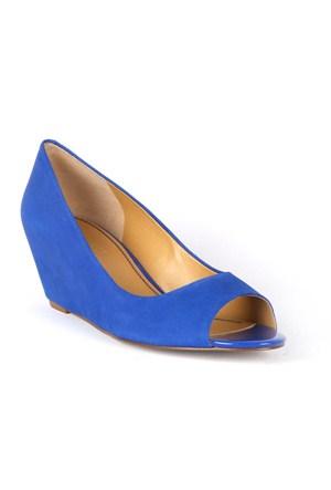 Nine West Mymoon Kadın Ayakkabı Mavi