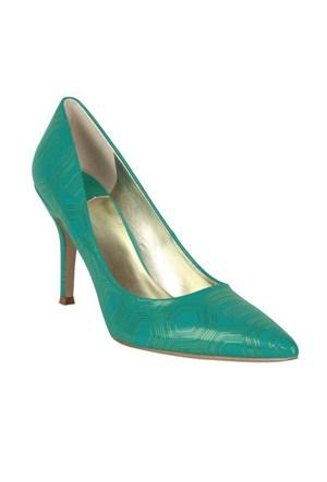 Nine West Flax Kadın Ayakkabı Yeşil