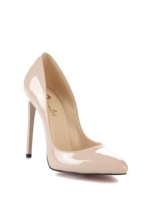 Bambi Kadın Topuklu Ayakkabı Taş