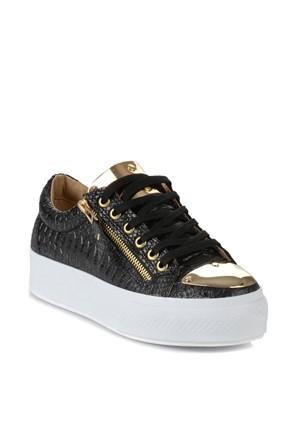 Bambi Kadın Sneakers Siyah