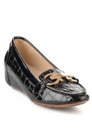Bambi Kadın Topuklu Ayakkabı Siyah