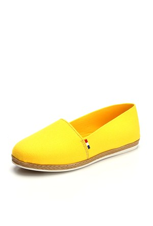 Ud Kadın Spor Ayakkabı Sarı