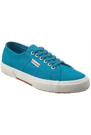 Superga S000010-C52 2750 Cotu Classic Blue Caribe Kadın Günlük Ayakkabı