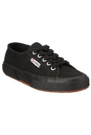 Superga Cotu Classic Kadın Ayakkabı Siyah
