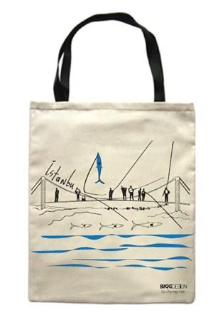 Biggdesign Balıkçılar Çanta