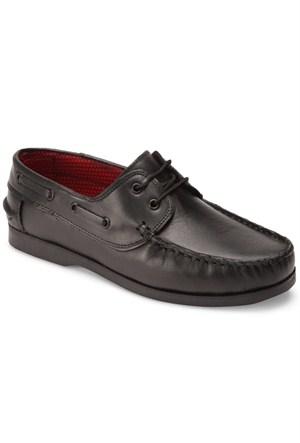 Shoes&Moda Kadın Günlük Ayakkabı Siyah Siyah