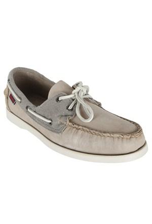 Sebago Erkek Ayakkabı Gri