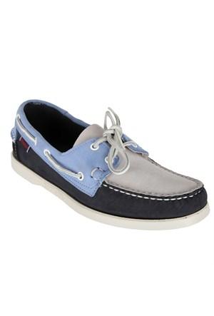 Sebago Erkek Ayakkabı Lacivert