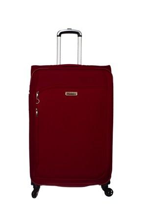 Pierre Cardin Unisex Valiz Kırmızı Pc8800-L