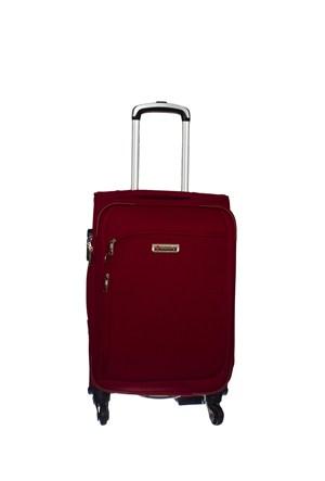 Pierre Cardin Unisex Valiz Kırmızı Pc8800-S