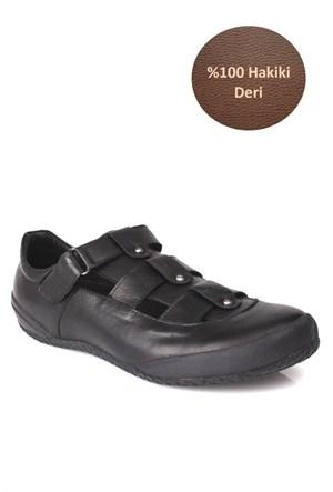 Loggalin Kadın Günlük Ayakkabı Siyah