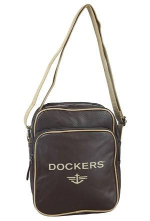 Docker's Erkek Omuz Çantası Kahve 98801,33