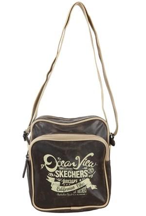 Skechers Erkek Omuz Çantası Kahve 71203-S33