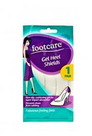 Footcare Gel Heel Shields (Arka Jel Tutucu )